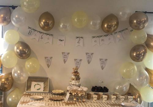 décoration pour baby shower