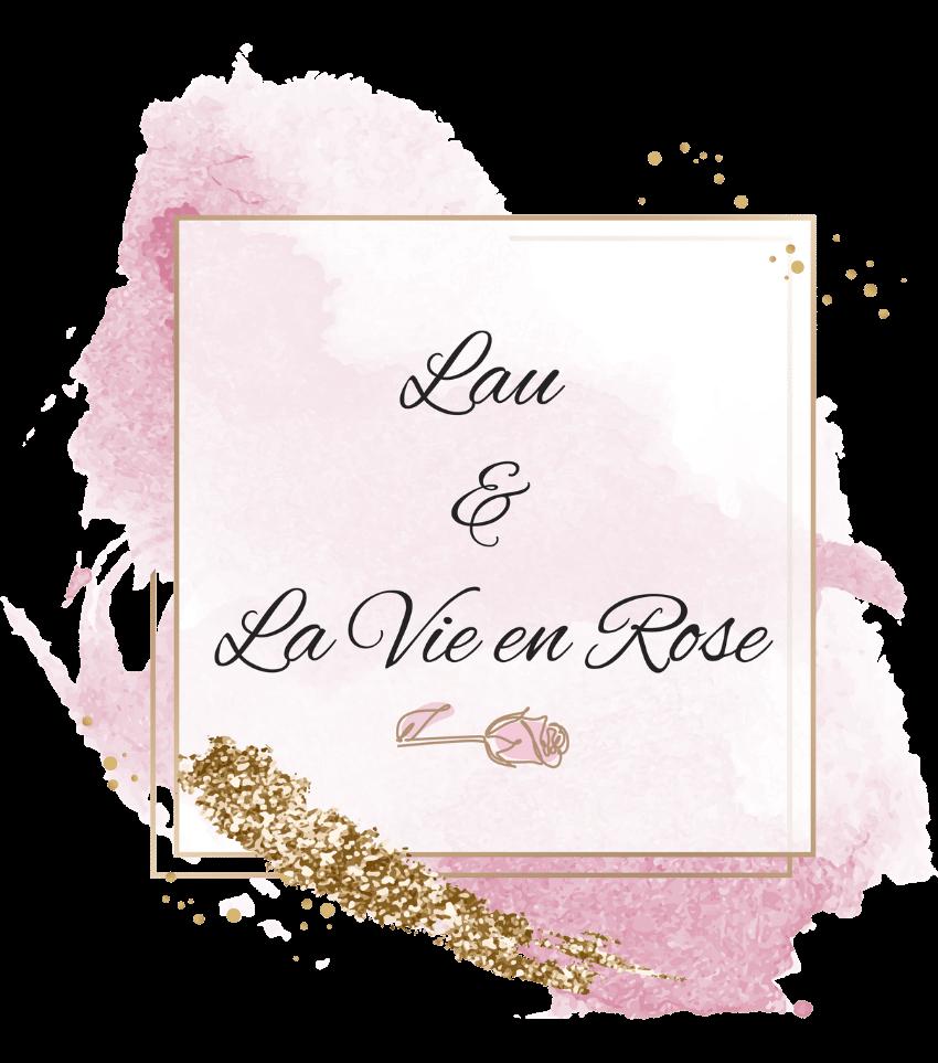 Logo Lau et la vie en rose