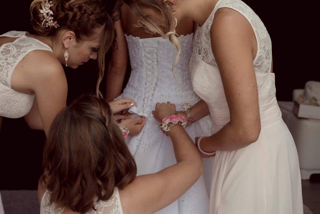 préparatif mariage professionnel